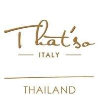 That'so Thailand