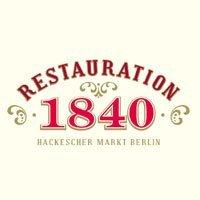 Restauration 1840 Hackescher Markt Berlin