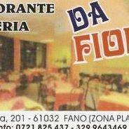 """Ristorante pizzeria """"DA Fiore"""""""