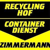 Containerdienst & Recyclinghof Zimmermann