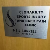 Clonakilty Sports Injury and Back Pain Clinic