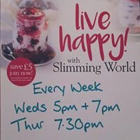 Slimming World Whitehall