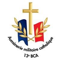 Aumônerie Militaire Catholique du 13e BCA