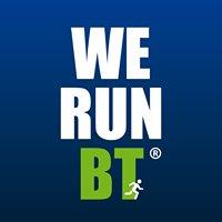 We run BT