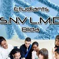 Etudiants Biologie Blida L.M.D