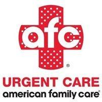 AFC Urgent Care North Andover