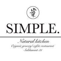 Simple. Natural kitchen