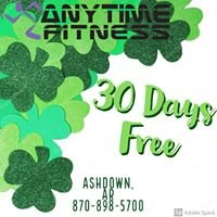 Ashdown Anytime Fitness