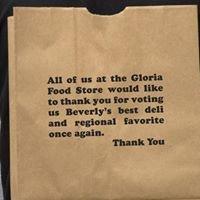 Gloria Food Store