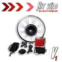Kit électrique vélo Green Evolution