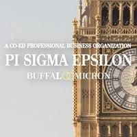 Pi Sigma Epsilon UB