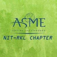 ASME NIT-Rourkela Chapter