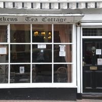 Dickens Tea Cottage Eastbourne