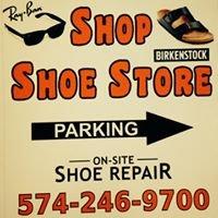 Tony's Quality Shoe Repair at Sunglass Shop & Shoe Store