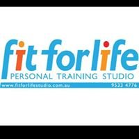 Fit For Life - Personal Training Studio