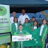 Club de natación y clavados Marco Antonio Llanos