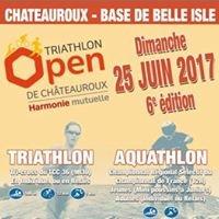 TCC36 événements triathlon Chateauroux