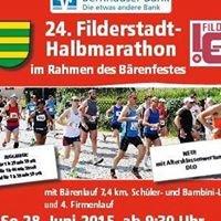 25. Filderstadt-Halbmarathon