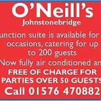 Lockerbie Lorry Park & O'Neill's Bar