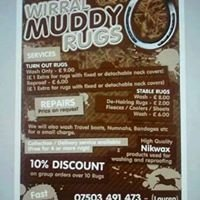 Wirral Muddy Rugs Tack Shop