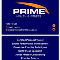 Prime Health and Fitness