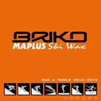 Briko Maplus Ski Wax Racing Department