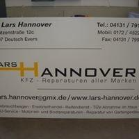 Lars Hannover KFZ Werkstatt