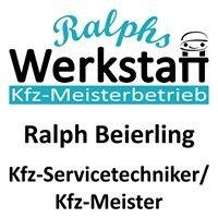 Ralphs Werkstatt