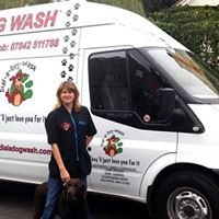 Dial a dog wash Dumfries and Galloway