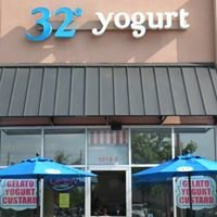 Knightdale - 32 Degrees A Yogurt Bar