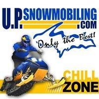 U.P. Snowmobiling