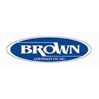 Brown Chevrolet Devine