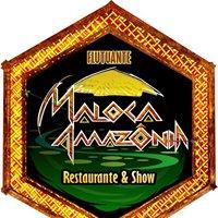 Flutuante Restaurante Maloca Amazônia