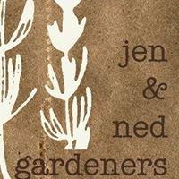 Jen & Ned Gardeners