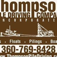 Thompson Pile Driving