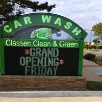 Classen Clean & Green Car Wash