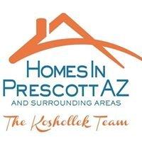Homes In Prescott AZ