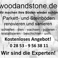 woodandstone.de  - Parkett & Steinboden renovieren und sanieren -