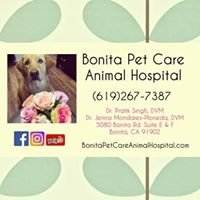 Bonita Pet Care Veterinary Hospital