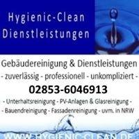 Hygienic - Clean Dienstleistungen - Gebäudereinigung