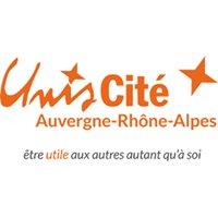 Unis Cité Auvergne-Rhône-Alpes