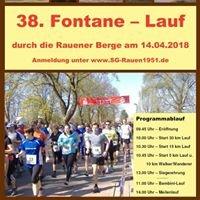 Fontane-Lauf