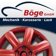 Böge GmbH - Mechanik, Karosserie & Lack