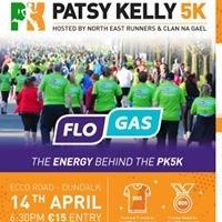 North East Runners Patsy Kelly 5k