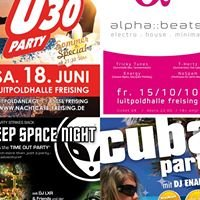 Events in der Luitpoldhalle Freising