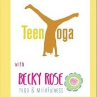 Teen Yoga:Becky Rose Yoga