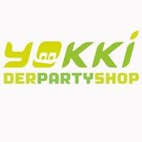 YOKKI - der Partyshop