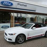 Ford Autohaus Pichel GmbH Hartmannsdorf