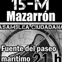 15M MAZARRÓN