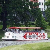 Restaurační a výletní loď Arnošt z Pardubic